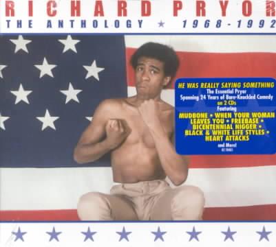 ANTHOLOGY 1968-1992 BY PRYOR,RICHARD (CD)